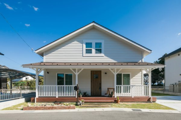 LIKE A ONE-STORY HOUSE